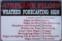 Weather Forcasting