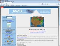 Duats Website